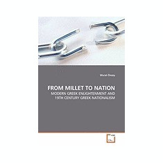 From Millet to Nation - Carte in engleza