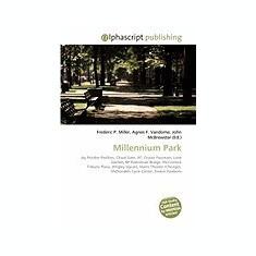 Millennium Park - Carte in engleza