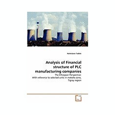 Analysis of Financial Structure of Plc Manufacturing Companies - Carte in engleza