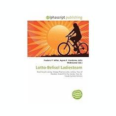 Lotto-Belisol Ladiesteam - Carte in engleza