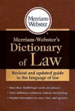 Merriam-Webster's Dictionary of Law