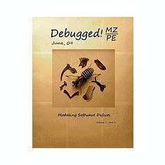 Debugged! Mz/Pe: Modeling Software Defects - Carte in engleza