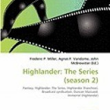 Highlander: The Series (Season 2) - Carte in engleza