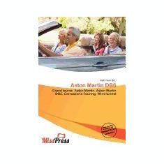 Aston Martin Db6 - Carte in engleza