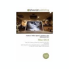 Mac OS X - Carte in engleza