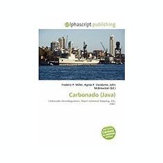 Carbonado (Java) - Carte in engleza