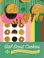 Girl Scout Cookies Mix & Match Stationery foto