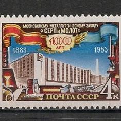 U.R.S.S.1983 100 ani Fabrica