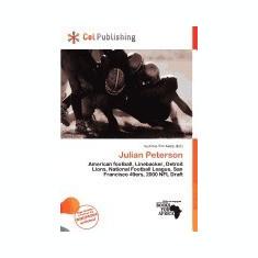 Julian Peterson - Carte in engleza