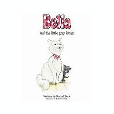 Bella and the Little Gray Kitten - Carte in engleza