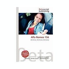 Alfa Romeo 156 - Carte in engleza