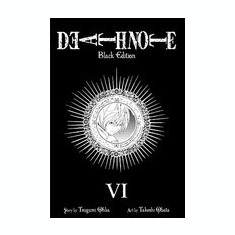 Death Note Black Edition, Volume 6 - Carte in engleza