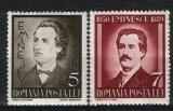 1939 Eminescu  LP 130 , neuzata  aproape perfecta, Regi, Nestampilat
