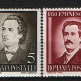 1939 Eminescu LP 130, neuzata aproape perfecta - Timbre Romania, Regi, Nestampilat