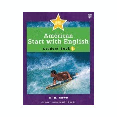 American Start with English Student Book 6 - Carte in engleza