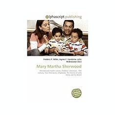 Mary Martha Sherwood - Carte in engleza