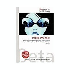 Lucille (Manga) - Carte in engleza