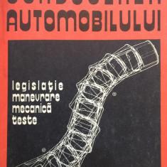 CONDUCEREA AUTOMOBILULUI - N. Bataga, I. Rus - Carti auto
