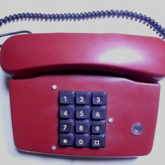 Telefon vechi anii 80 de colectie; nu e cu disc - Telefon fix