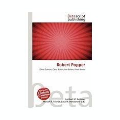 Robert Popper - Carte in engleza