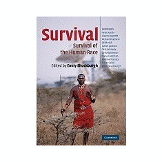 Survival: The Survival of the Human Race - Carte in engleza