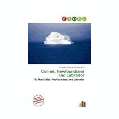 Colinet, Newfoundland and Labrador - Carte in engleza