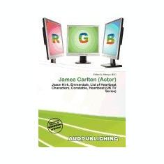 James Carlton (Actor) - Carte in engleza