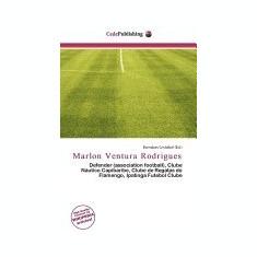 Marlon Ventura Rodrigues - Carte in engleza