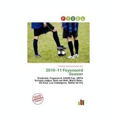 2010-11 Feyenoord Season - Carte in engleza