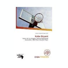 Kobe Bryant - Carte in engleza