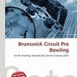 Brunswick Circuit Pro Bowling - Carte in engleza