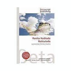 Ranita Nublada Reticulada - Carte in engleza