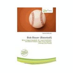 Bob Bauer (Baseball) - Carte in engleza