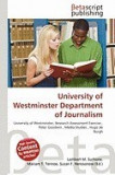 University of Westminster Department of Journalism