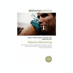 Tobacco Advertising - Carte in engleza