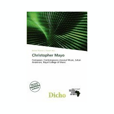 Christopher Mayo - Carte in engleza