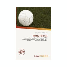 Matty Holmes - Carte in engleza