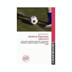 Andrew Peterson (Soccer) - Carte in engleza