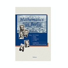 Mathematics in Berlin - Carte in engleza