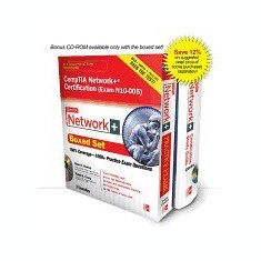 Comptia Network+ Certification Boxed Set (Exam N10-005)