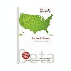 Rantoul, Kansas - Carte in engleza