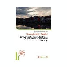 Donnybrook, Dublin - Carte in engleza
