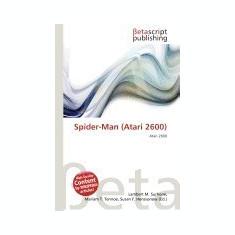 Spider-Man (Atari 2600) - Carte in engleza