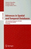 Advances in Spatial and Temporal Databases: 10th International Symposium, SSTD 2007 Boston, MA, USA, July 16-18, 2007 Proceedings