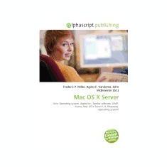 Mac OS X Server - Carte in engleza
