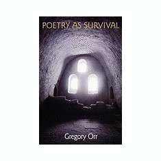 Poetry as Survival - Carte in engleza