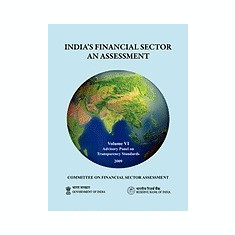 India's Financial Sector: An Assessment - Committee on Financial Sector Assessment Reports, Volume 6 - Carte in engleza