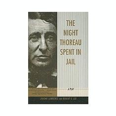 The Night Thoreau Spent in Jail - Carte in engleza