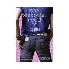 The Straight Road to Kylie - Carte in engleza