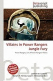 Villains in Power Rangers Jungle Fury
